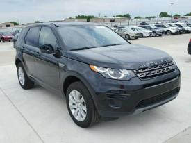 Salvage Land Rover Discovery Sport