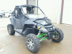 Salvage Arctic Cat F1100 R